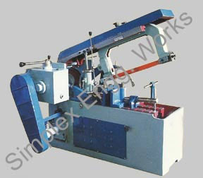Power Hacksaw / Bandsaw Machines