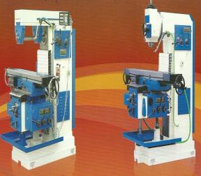 Milling / Slotting Machines