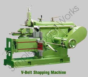 V-Belt Shapping Machine
